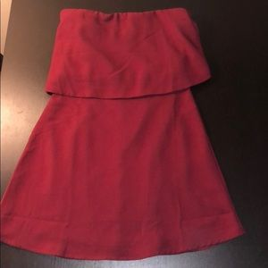 Pretty Red Dress (MUST HAVE)